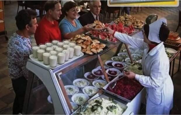 5 ужасных блюд из советской столовой, которые тогда ели все, а сейчас это дикость