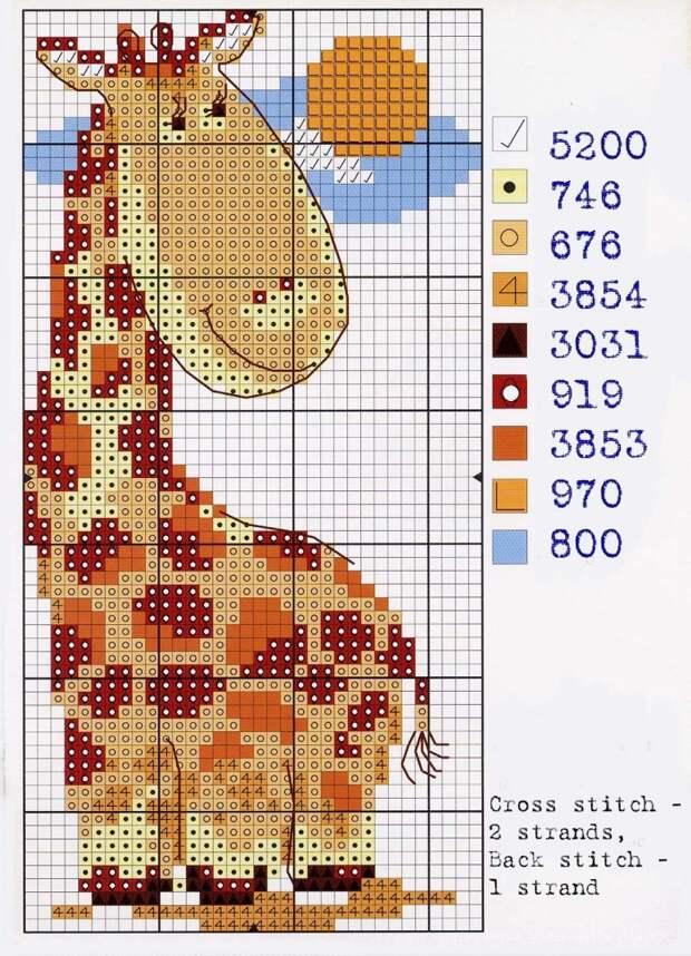 СТЕЖОК, ЕЩЁ СТЕЖОК. Смешной жираф