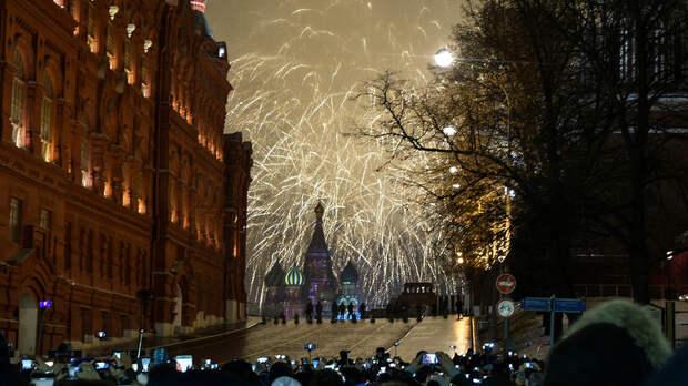 Синоптики рассказали о погоде в Москве в новогоднюю ночь