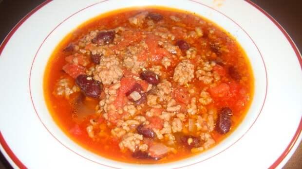 Чили кон карне / Chili con carne