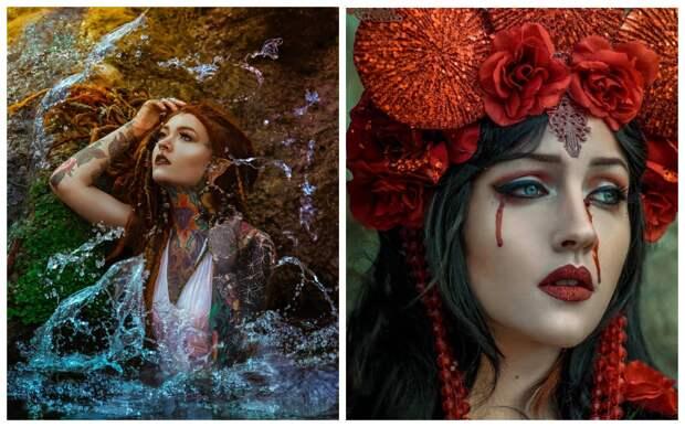Магия фотоискусства от Лорен Шипман