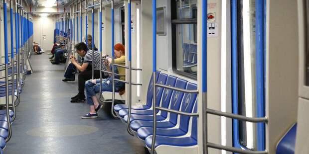 В московском метро начал курсировать тематический поезд «Город образования»/Фото: mos.ru