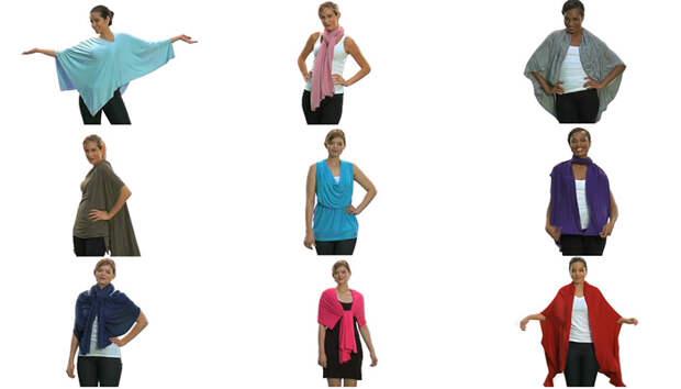 Универсальная женская одежда, которая расширит гардероб любой модницы (ВИДЕО)