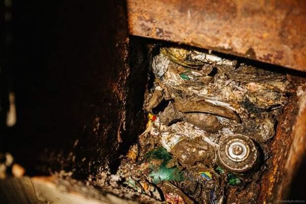 Засор индивидуального мусоропровода (24 фото)