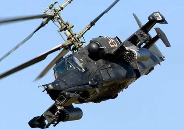 The National Interest восхитился мощью российских «летающих танков»