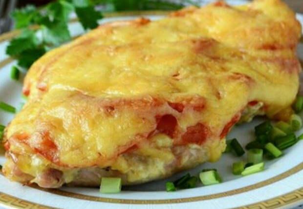Курица по-французски: готовим с сыром как мясо