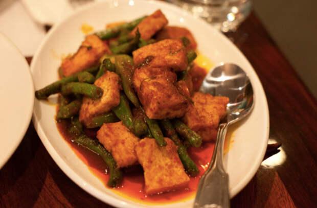Лучшие блюда с карри