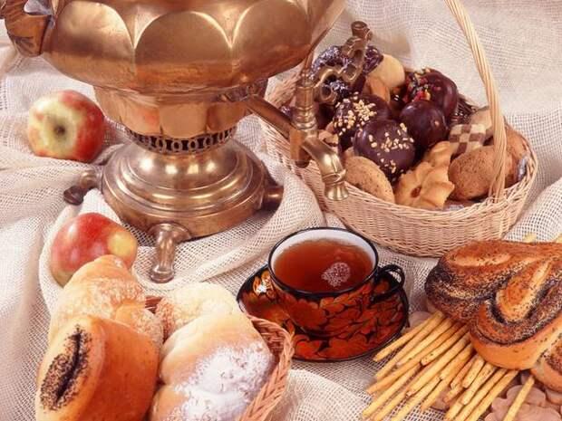 Семь видов чая на все случаи жизни: взбодриться, утолить голод, удивить друзей