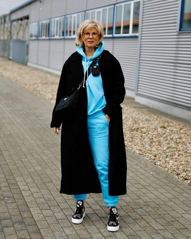 Возраст стилю не помеха: уличный стиль для женщин среднего возраста