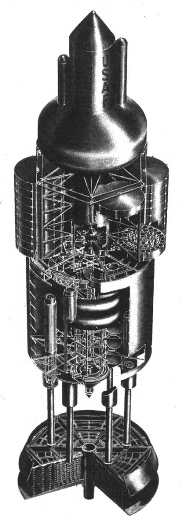 Взрыволётный «Орион»