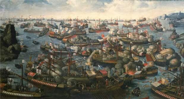 Великие исламские адмиралы Средиземного моря