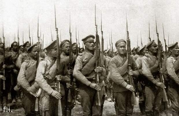 Куда исчезла Российская императорская армия в 1917-1918 гг.?