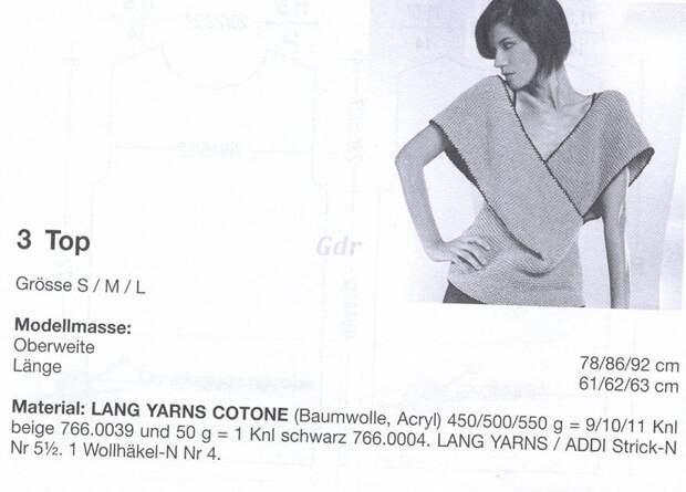 Большая подборка моделей и схем вязаной одежды (трансформеры)