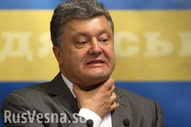Deutsche Welle: Петр Порошенко заявил, чточувствует себя Эрнесто ЧеГеварой   Русская весна