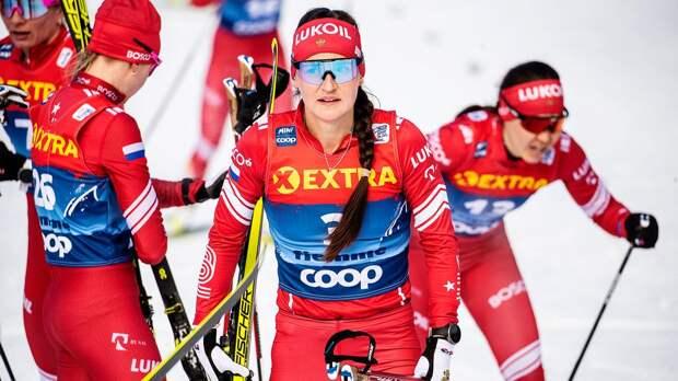 Лыжницы Ступак, Сорина и Жамбалова пропустят этап Кубка мира в Лахти