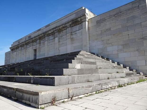 Территория съездов Национал-социалистической Немецкой Рабочей Партии в Нюрнберге