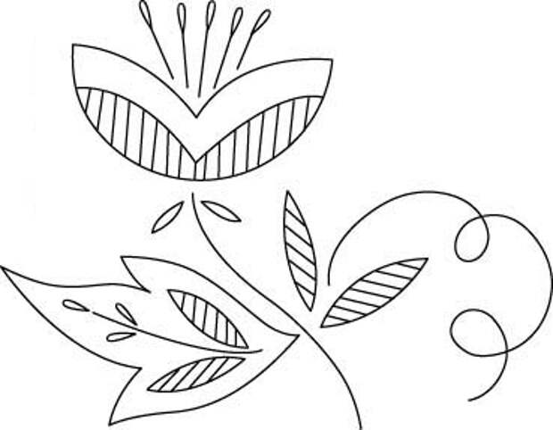 Рисунки для вышивки