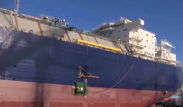 Иран назвал ложью заявление США озадержании танкеров снефтью