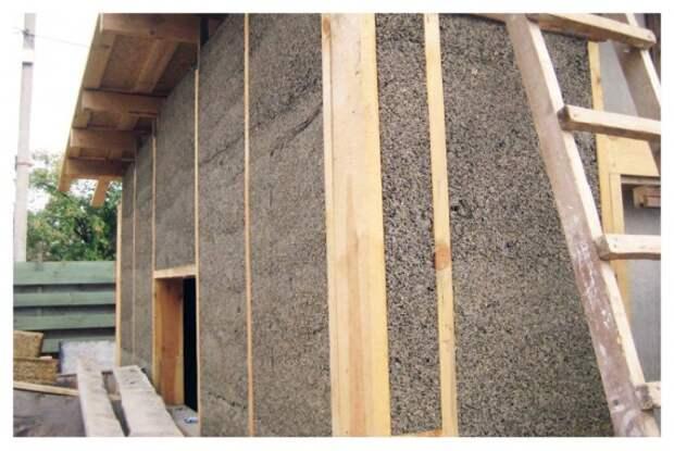 строительство дома из конопли: Экодом своими руками