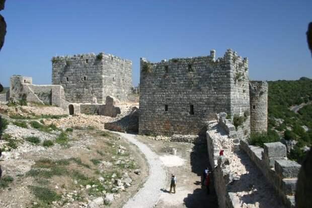 Памятники культуры, уничтоженные террористами