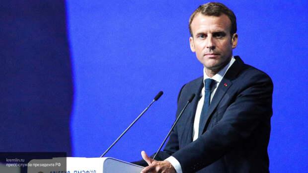 Макрон разочаровался в НАТО и констатировал «смерть мозга» альянса