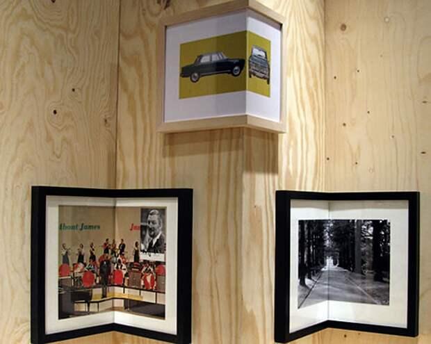 17 интересных способов размещения фотографии в доме