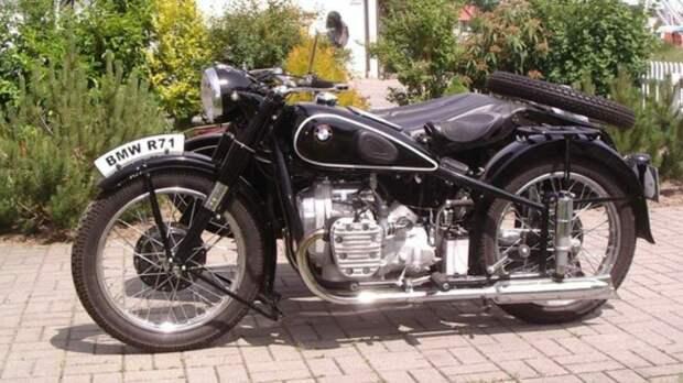 Феномен мотоциклов Ural
