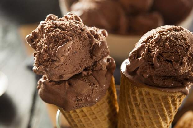 домашнее мороженое рецепты