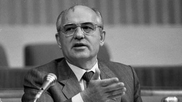 Как разваливали СССР, или Он вряд ли это прокомментирует