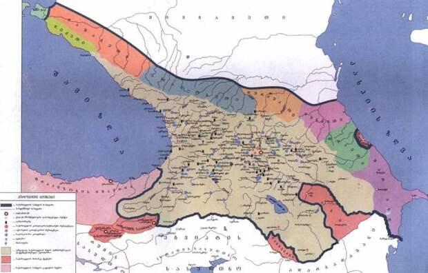 О финансовых истоках «великогрузинского шовинизма»