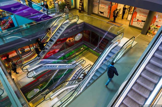 Роттердамский Марктхол — самый роскошный рынок в мире