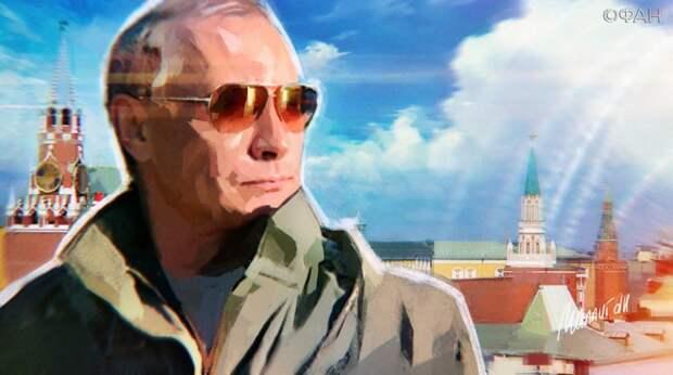 Путин не оставил камня на камне от позиций США и ЕС на климатическом саммите