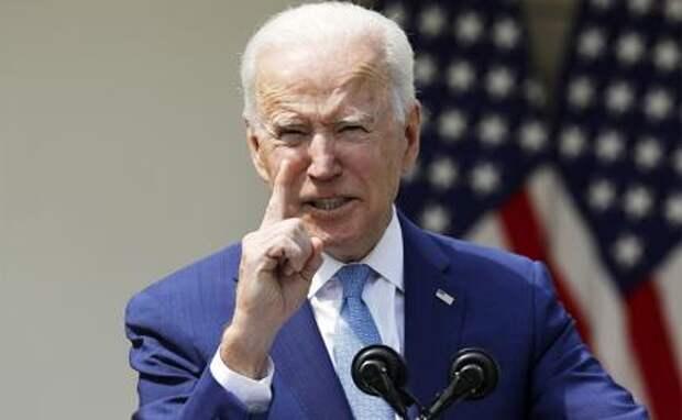 Байден объявил в США чрезвычайное положение из-за «действий России». Следующий шаг — война?