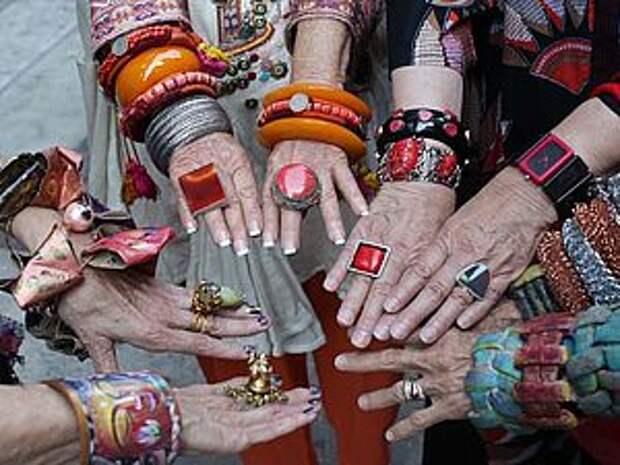 Когда в душе весна: 30 невероятно стильных бабушек   Ярмарка Мастеров - ручная работа, handmade