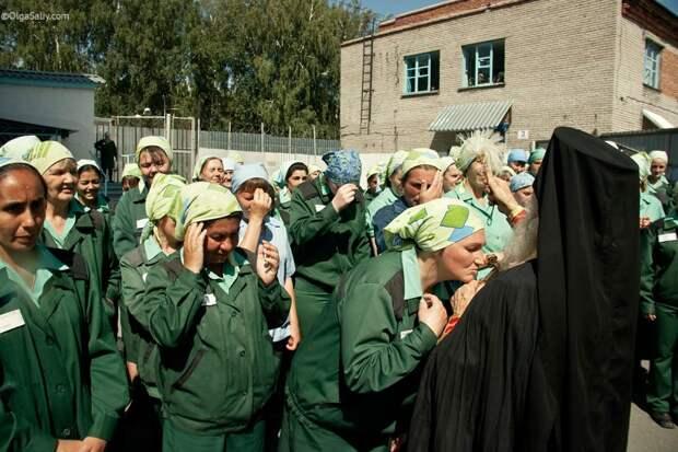 Зона. Тюрьма в России, фотоистория (10)