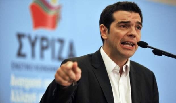 Spiegel: Греция намерена просить помощи у России