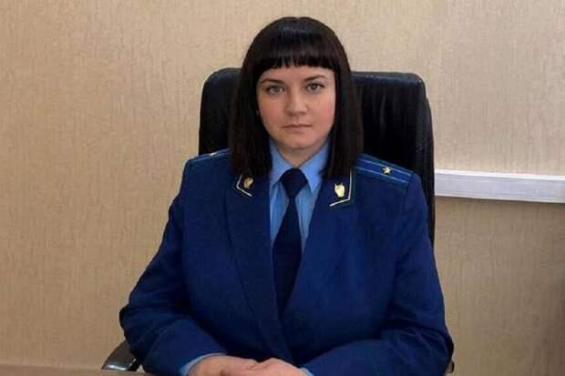 В Тамалинском районе Пензенской области назначен новый прокурор