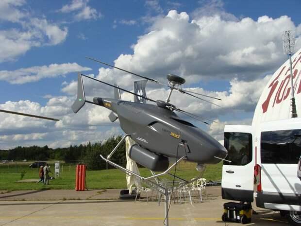 Беспилотный вертолёт Aw Hero. Винтокрылый боец OCEAN 2020