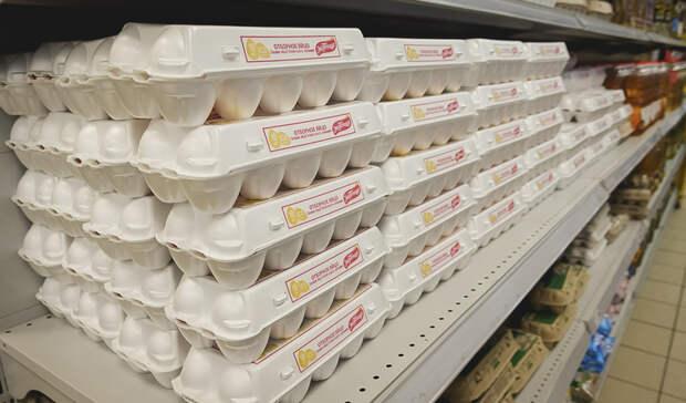 Продолжают расти вцене яйцо, курица исезонные продукты вСвердловской области