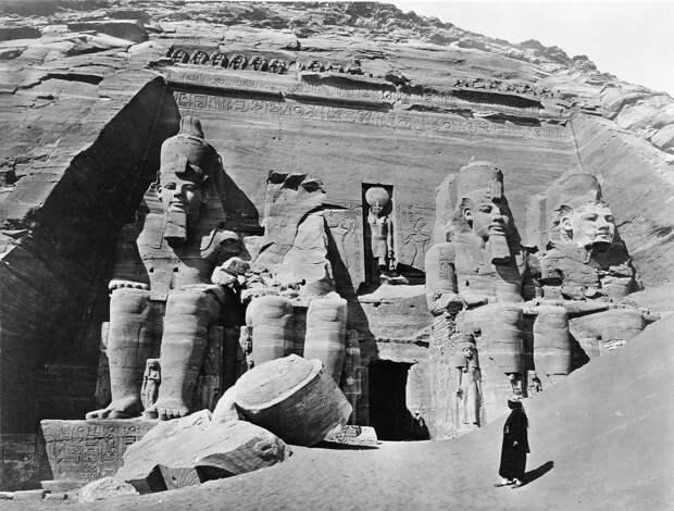 Древности Египта.