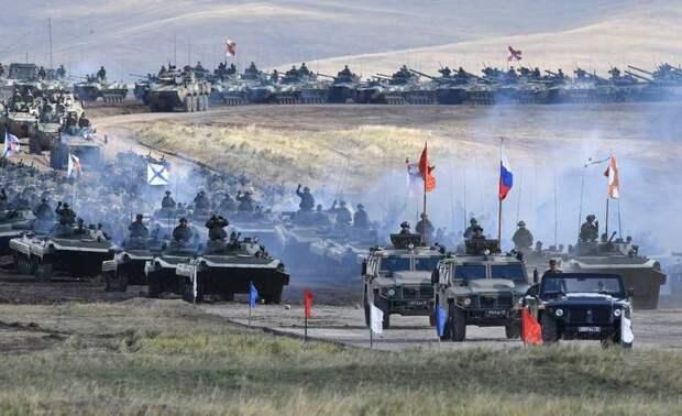 """НАТО """"заподозрило"""" Россию в подготовке к крупномасштабной войне"""