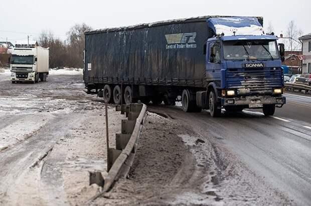 Транспортный налог для большегрузов отменяют по поручению Путина