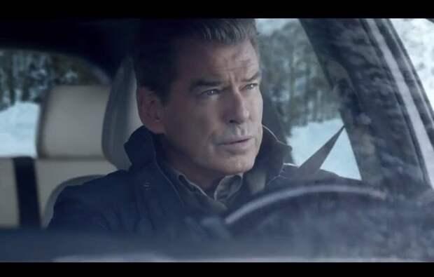 Реклама KIA с агентом 007