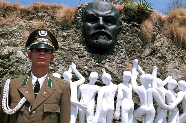 Памятник основателю Советского Союза Владимиру Ленину, Гавана, Куба