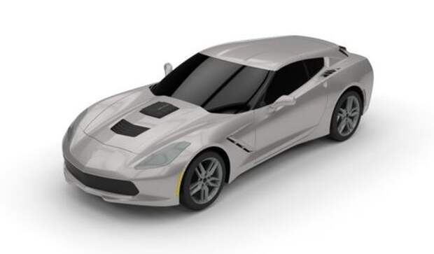 Chevrolet Corvette стал «сараем»
