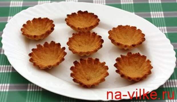 Песочное тесто для пирогов и печенья