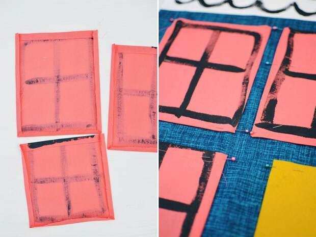 Окна из ткани