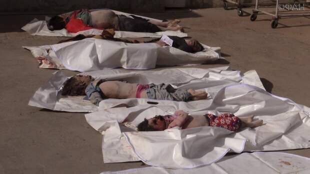 Сирия усыпана телами убитых: в Ракке обнаружили массовые захоронения жертв ИГ