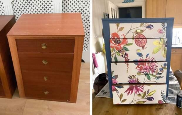 20 примеров того, как можно подарить новую жизнь старой мебели
