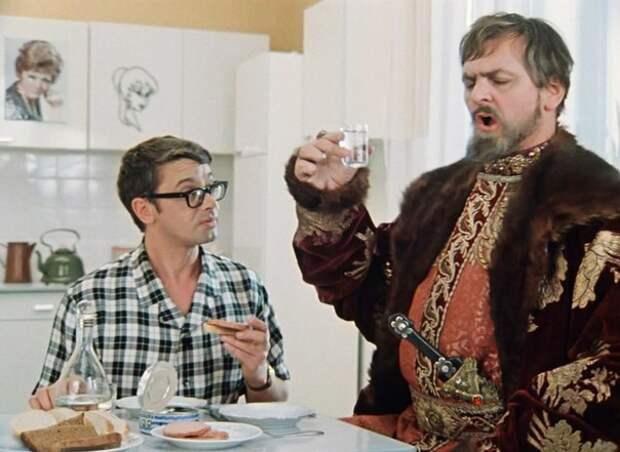 Что ели русские императоры и императрица?
